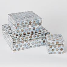 Mother of Pearl Box-Lg