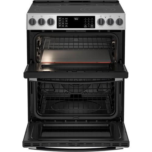 """GE Appliances - GE Profile™ 30"""" Electric Pizza Oven"""