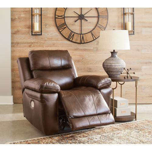 Edmar Power Recliner