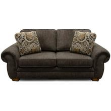 6636N Walters Loveseat with Nails