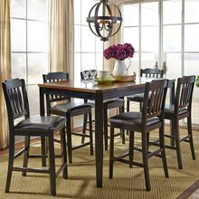 See Details - 7 Piece Gathering Table Set