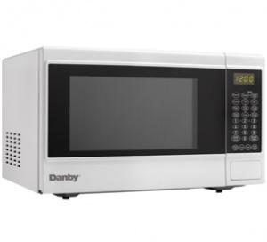 Danby 1.4 cu ft. Black Microwave With Sensor Cooking Controls