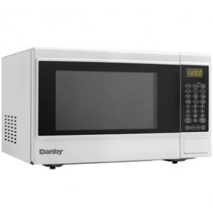 Danby 1.4 cu ft. White Sensor Countertop Microwave