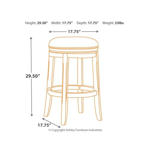 Porter Bar Height Bar Stool
