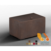 Cache End Table, Microsuede