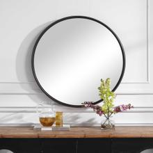 Belham Round Mirror