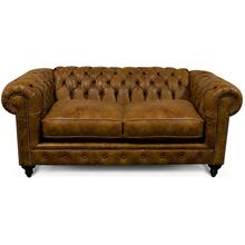 2R06AL Rondell Leather Loveseat
