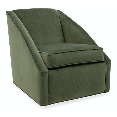 Sam Moore Furniture - Living Room Rebel Swivel Chair