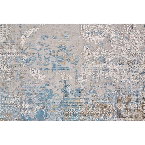 Feizy - CADIZ 3890F IN BLUE-GRAY