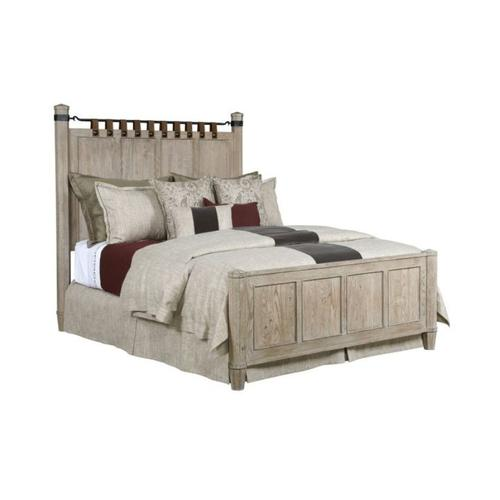 Newland Queen Bed - Complete