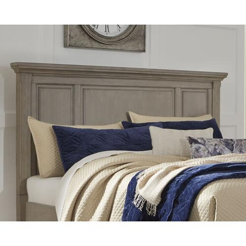 Signature Design By Ashley - Lettner Queen Panel Headboard