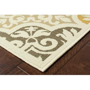 Sphinx By Oriental Weavers - Bali 4904W 8x11 Indoor/Outdoor Rug