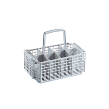 Cutlery basket for dishwashers