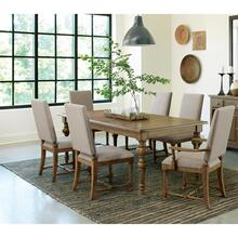 Northridge - Dining Table - Butterscotch Finish