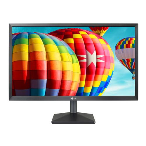 LG - 24'' TAA IPS FHD Monitor with Flicker Safe, On Screen Control, Eye Comfort: Reader Mode & Wall Mountable