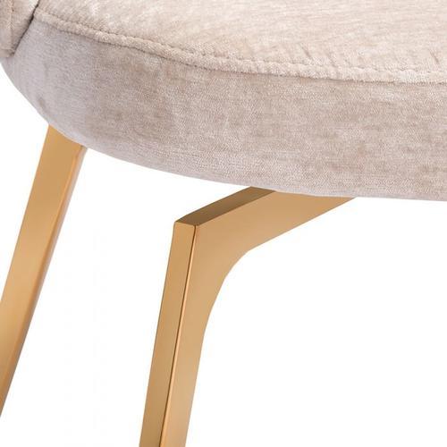 Amara Dining Chair - Beige Latte