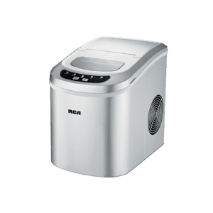 COMPACT ICE MAKER- SILVER RIC102SILVER