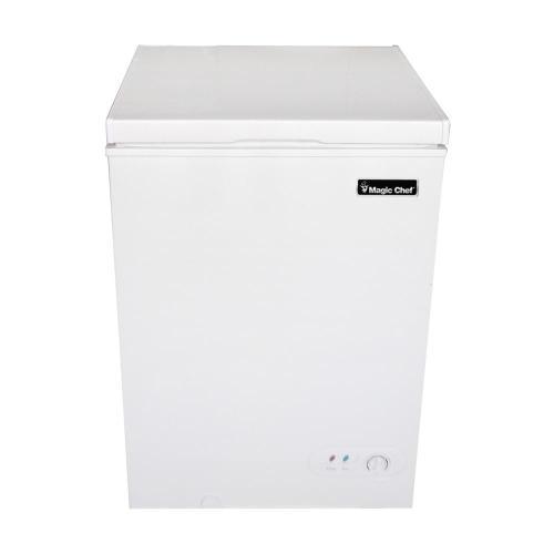 3.5 cu ft. Chest Freezer