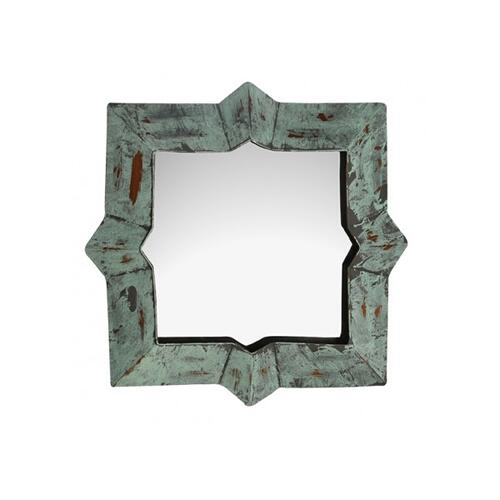 Gallery - Green Copper Mirror
