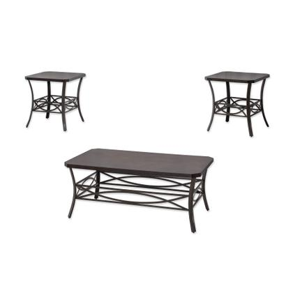 See Details - 7335 Cocktail and End Table Set