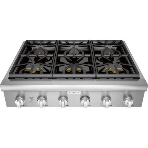Gas Rangetop 36'' Stainless Steel PCG366W