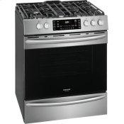 Gallery 30'' Front Control Gas Range with Air Fry