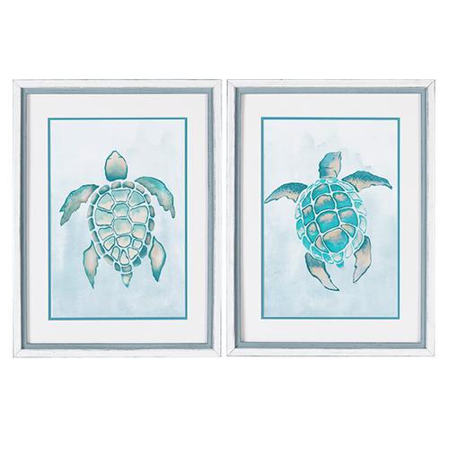 Crestview Collections - Aquatic Turtle 1 & 2