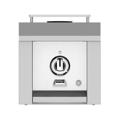 "Hestan - 12"" Hestan Outdoor Single Side Burner - AGB Series - Froth"