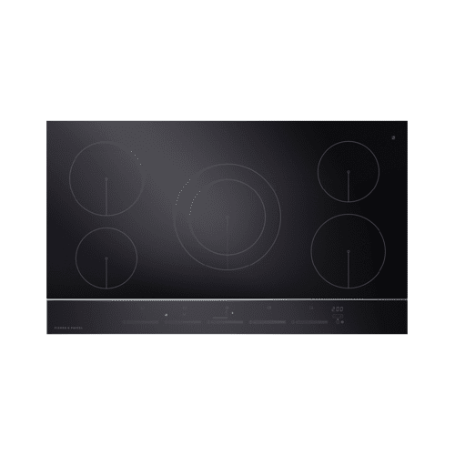 "Induction Cooktop, 36"", 5 Zones"