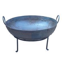 Iron Bonfire Pit