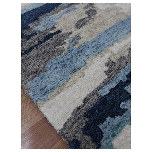 Amer Rugs - Abstract ABS-4 Blue