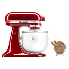 KitchenAid Ice Cream Maker Attachment - White