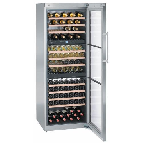 """Liebherr - 28"""" Wine Storage Cabinet 3 Temp. Zones"""