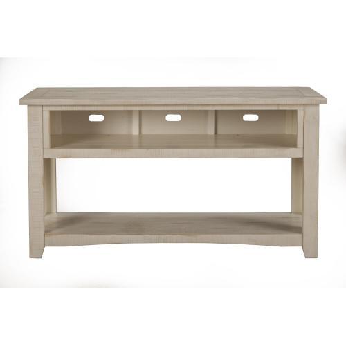 SOFA TABLE - Antique White