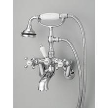 Tub or Wall Mount Tub Faucet