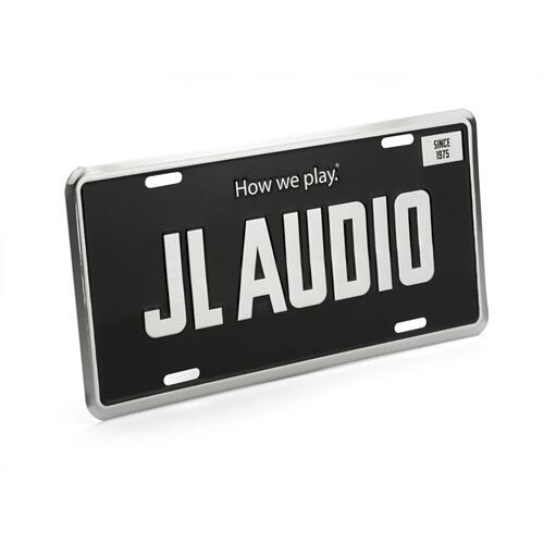 JL Audio - JL Audio License Plate