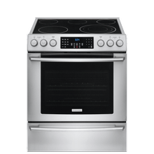 See Details - 30'' Electric Front Control Freestanding