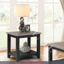 Product Image - End Table- Navy