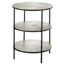 See Details - Cane Accent Table