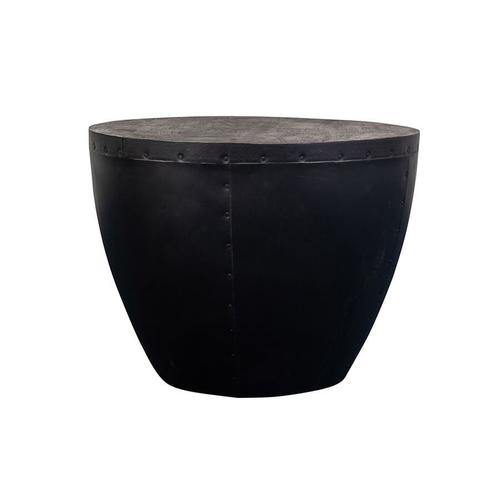 Thrum Gray End Table, SBA-5437A-G