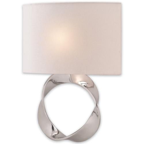 Gallery - Chancey Nickel Wall Sconce