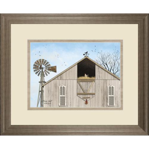 """Winds Aloft"" By Billy Jacobs Framed Print Wall Art"
