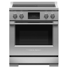 """See Details - Induction Range, 30"""", 4 Zones with SmartZone, Self-cleaning"""
