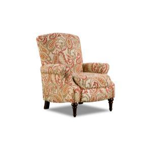 Simmons Upholstery - High Leg Recliner
