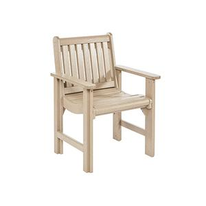 C.R. Plastic Products - C12 DINING ARM CHAIR