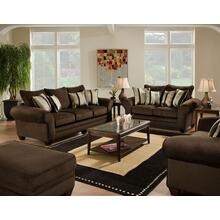 Waverly Godiva Loveseat