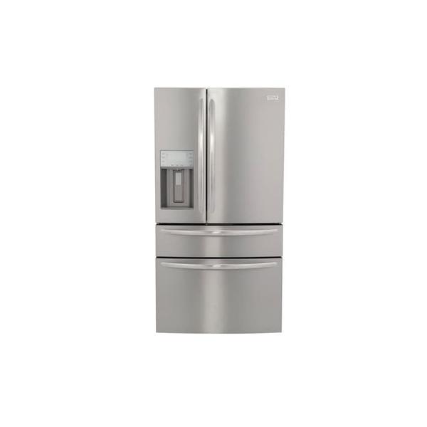 Frigidaire Gallery 21.8 Cu. Ft. Counter-Depth 4-Door French Door Refrigerator