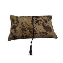 Braxton Pillow Brown
