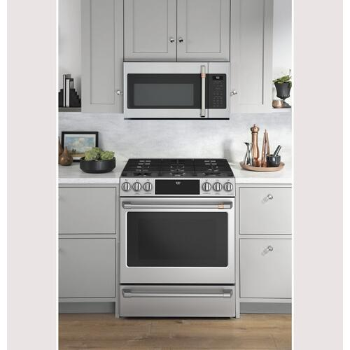 Café 1.9 Cu. Ft. Over-the-Range Microwave Oven