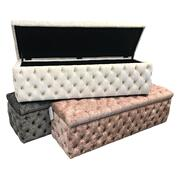 BN400 - BASHFUL Bashful Storage Bench Product Image